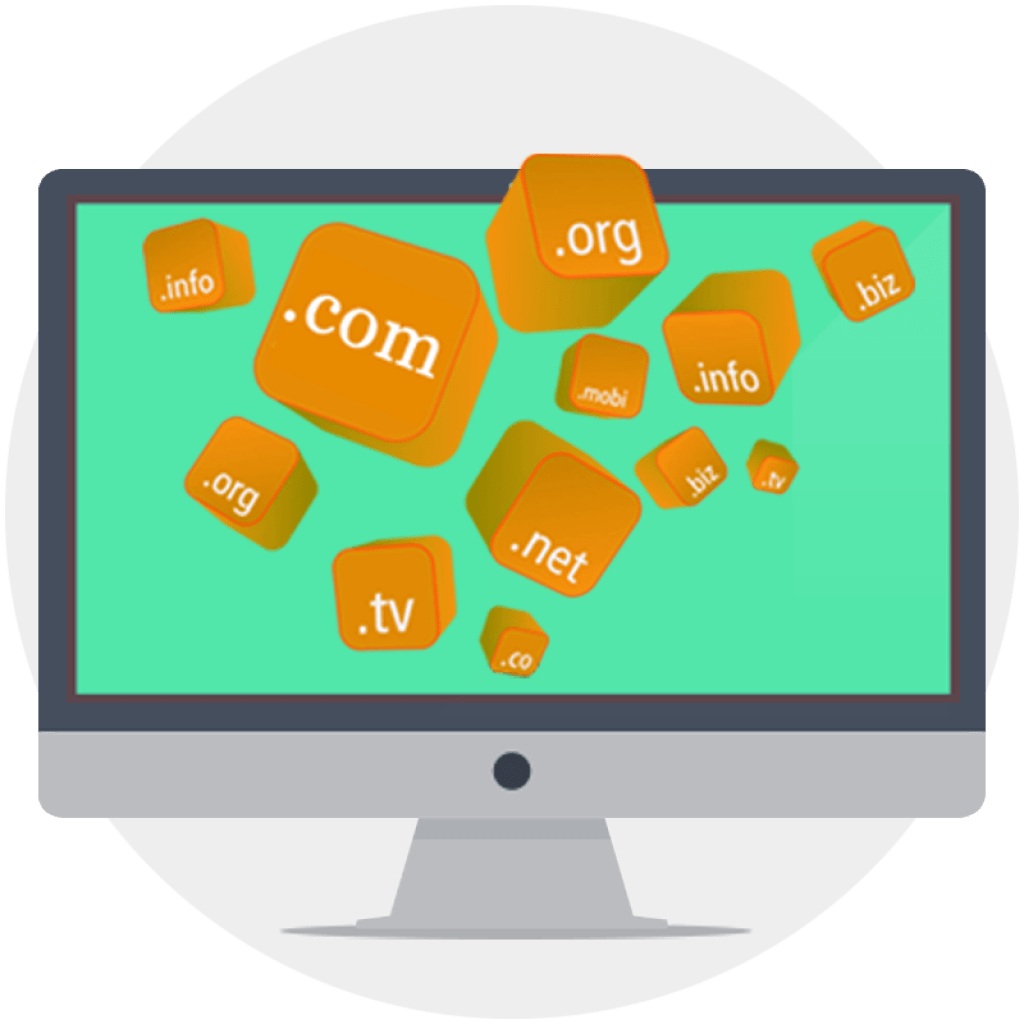 Domain Registration & Renewal