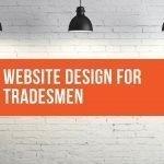 website design for tradesmen