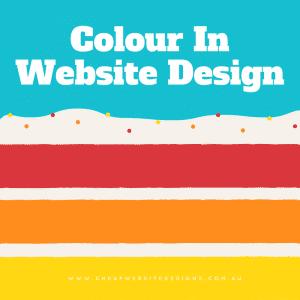 color in website design