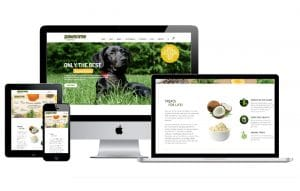 pawsome website