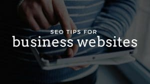 seo tips for business websites